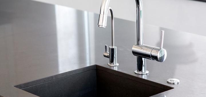 7 Razones por las que debes escoger lavabos de acero inoxidable