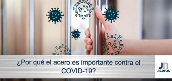 ¿Por qué el acero inoxidable es importante contra el COVID-19?