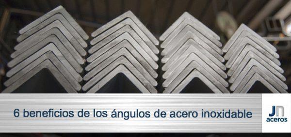 6 beneficios de los ángulos de acero inoxidable