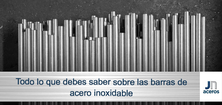 barra acero inoxidable