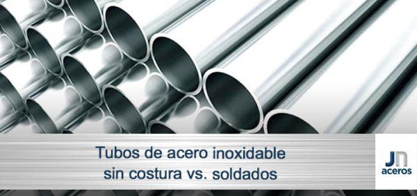 Tubos de acero inoxidable sin costura vs. soldados