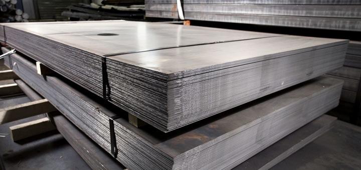 placas acero