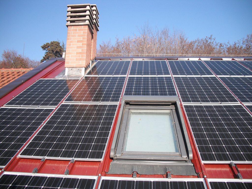 acero inoxidable panel solar