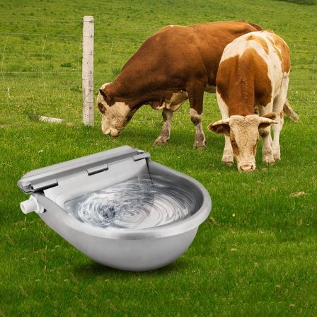acero inoxidable sector agrícola