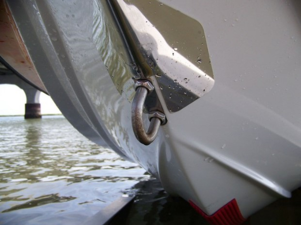 corrosión accesorios acero inoxidable barcos