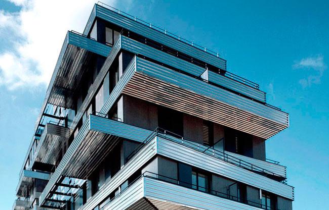 Cuatro formas de proteger un edificio de acero inoxidable contra la corrosión
