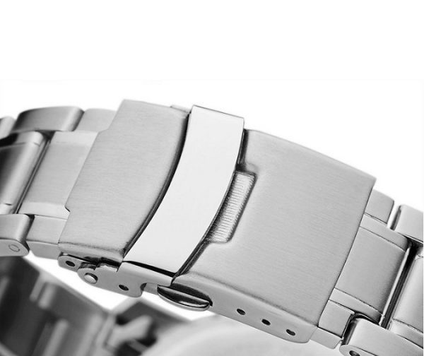 Las ventajas de comprar un reloj de acero inoxidable