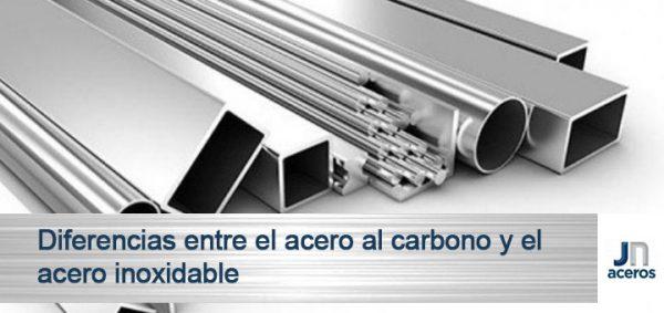 Diferencias entre el acero al carbono y el acero inoxidable