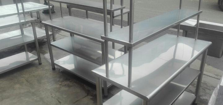 productos acero inoxidable para industria