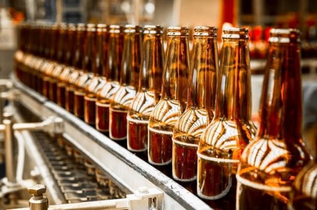 uso acero inoxidable producción cervezas