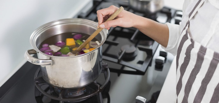 ventajas acero inoxidable negocios catering higienico